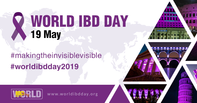World IBD Day 2019