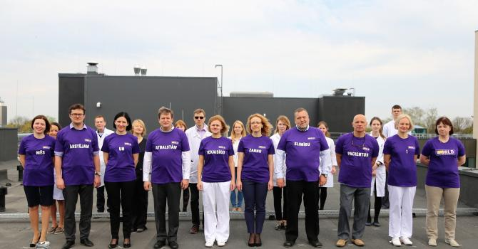 Latvia joins World IBD Day